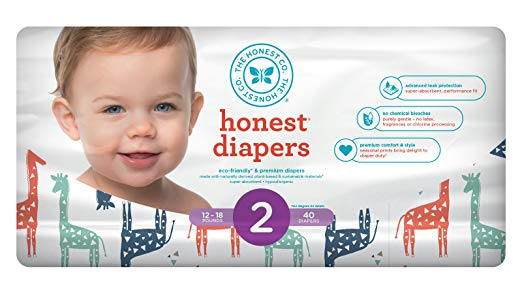 honest diaper size 2